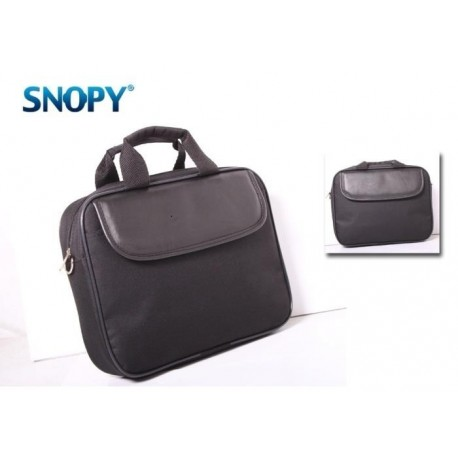 Torba na notebooka laptop SNOPY DR-400 Black 15,6""