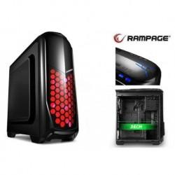 Obudowa Rampage ARMEGO ATX/mATX/mITX 2xUSB 3.0 1xUSB2.0 SD Gaming