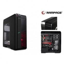 Obudowa Rampage TITAN Plus  ATX/mATX/mITX 1xUSB 3.0 2xUSB 2.0 Okno Gaming