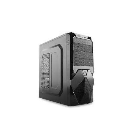 Obudowa EVEREST Midi Tower 629K Black USB 3.0 ATx/mATX