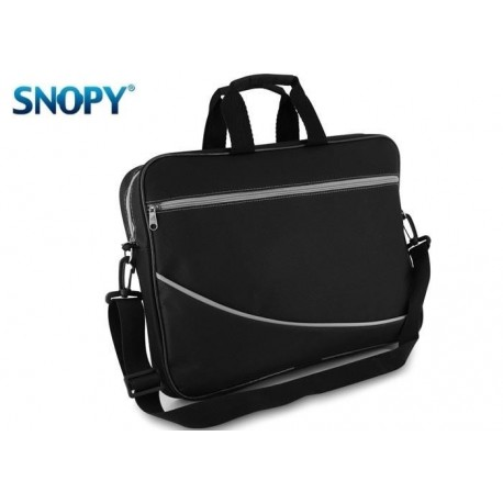 Torba na notebooka laptop SNOPY DR-500 Black 15,6""