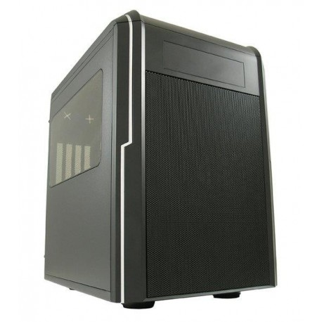Obudowa LC-POWER Gaming 977MB Big Block Micro-ATX Cube 2xUSB 3.0 Black