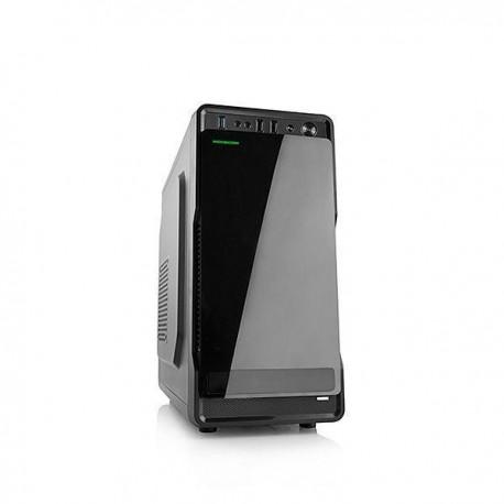 Obudowa MODECOM MINI COOL AIR mATX/mITX USB 3.0 Black bez zasilacza