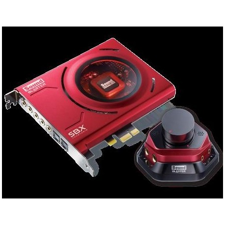 Karta dzwiękowa Creative Sound Blaster ZX wewnętrzna PCIe