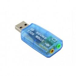 Karta dźwiękowa S-link Hytech HY-U705 Karta dźwiękowa USB 5.1