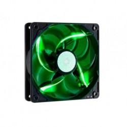 Wentylator do zasilacza/obudowy COOLER MASTER MEGA FLOW GREEN LED 120MM