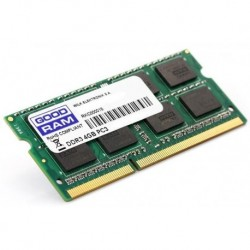 Pamięć DDR3 GOODRAM SODIMM 4GB/1600MHz CL11 512x8 Single