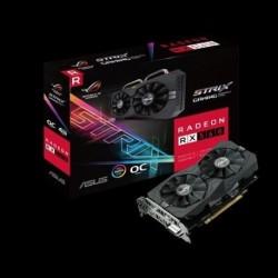 Karta VGA Asus Strix RX 560 4GB OC GDDR5 128bit DVI+HDMI+DP PCIe3.0