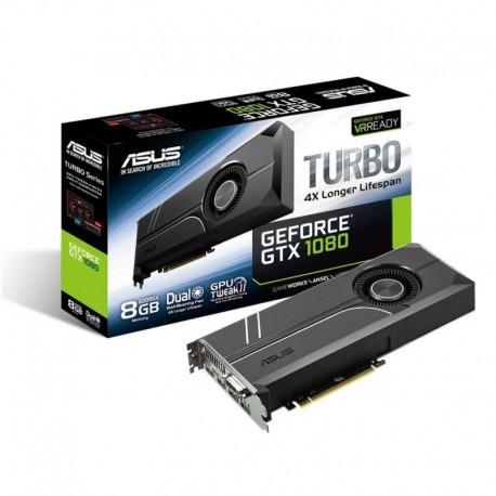 Karta VGA Asus GTX1080 8GB GDDR5X 256bit DVI+2xHDMI+2xDP PCIe3.0