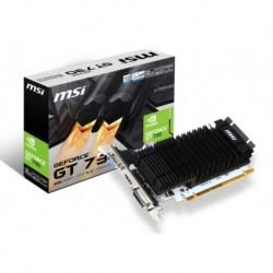 Karta VGA MSI GT730 2GB DDR3 64bit VGA+DVI+HDMI PCIe2.0 LP