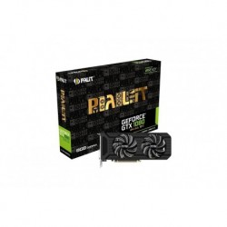 Karta VGA Palit GTX1080 DUAL OC 8GB GDDR5X 256bit DVI+HDMI+3DP PCIe3.0