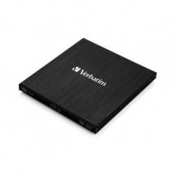 Nagrywarka zewnętrzna Verbatim BLU-RAY X6 USB 3.0 + Płyta M-DISC