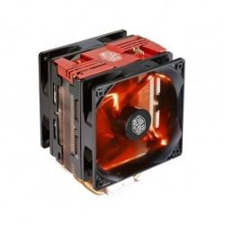 Wentylator CPU Cooler Master Hyper 212 LED Turbo czerwony