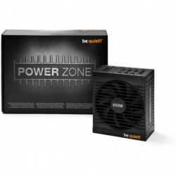 Zasilacz be quiet! Power Zone 650W 135mm aPFC CM 80+ Bronze