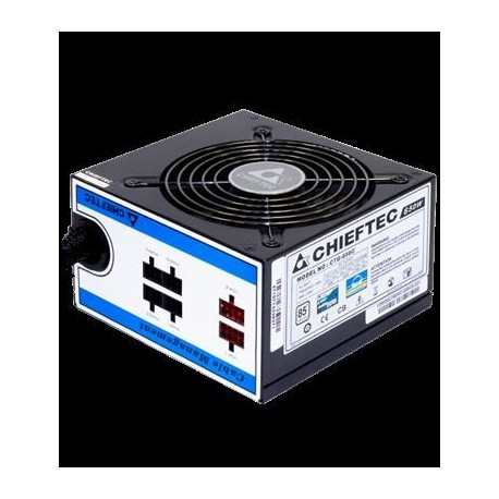 Zasilacz CHIEFTEC CTG-650C 650W ATX 120mm aPFC Mod. Spraw 85