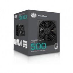 Zasilacz COOLER MASTER MasterWatt Lite 500W 80+
