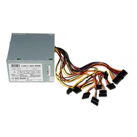 Zasilacz ATX iBOX CUBE II 450W