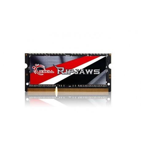 Pamięć DDR3 G.SKILL Ripjaws SODIMM 8GB 1600MHz DDR3L CL9 1.35V