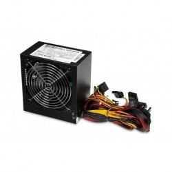 Zasilacz ATX iBOX CUBE II 600W APFC BLACK EDITION