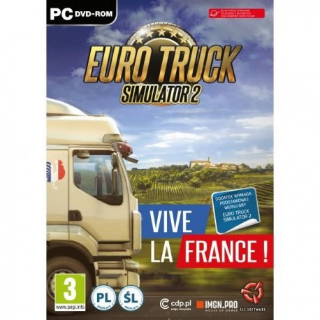 Euro Truck Simulator 2 Vive La France (PC)