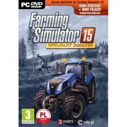 Farming Simulator 15 Dodatek (PC)