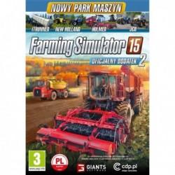 Farming Simulator 15 Dodatek 2 (PC)