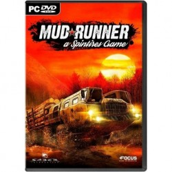 SPINTIRES: MUD RUNNER (PC)
