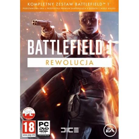 Battlefield 1 Rewolucja EA (PC)