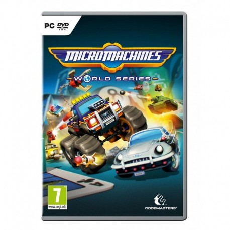 Micro Machines (PC)