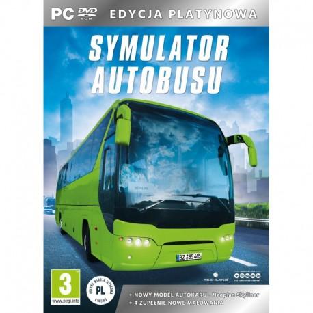 Symulator Autobusu Edycja Platynowa (PC)