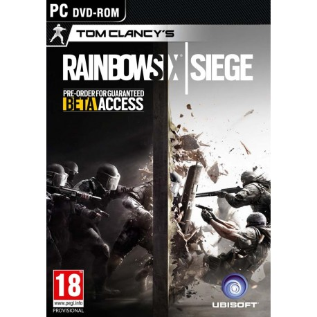 RAINBOWSIX SIEGE (PC)