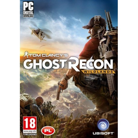 Ghost Recon Wildlands POL (PC)