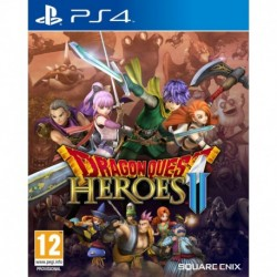Dragon Quest Heroes II Explorer Edition (PS4)