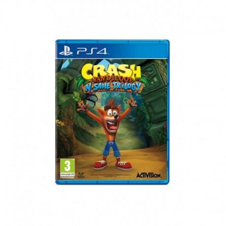 Crash N.Sane Trilogy (PS4)