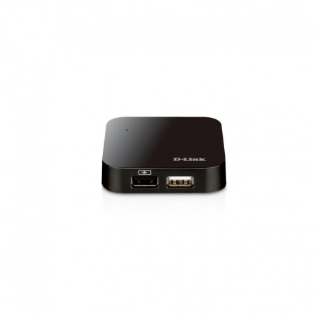 Hub USB D-Link DUB-H4/E 4-Port Hi-speed USB 2.0