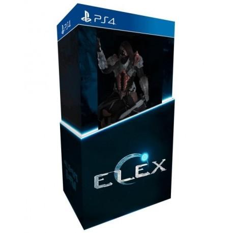 ELEX Edycja Kolekcjonerska (PS4)