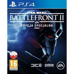 Star Wars Battlefront II Edycja Specjalna (PS4)