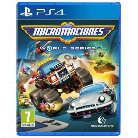 Micro Machines (PS4)
