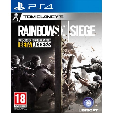 RAINBOWSIX SIEGE (PS4)