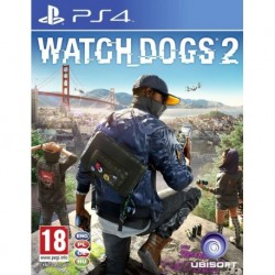Watch Dogs 2 PCSH (PS4)