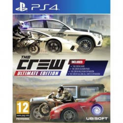The Crew Ultimate Edition PCSH (PS4)