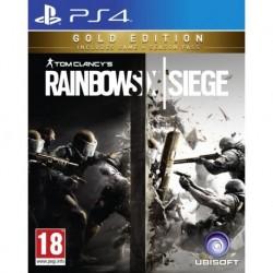 Rainbow Six Siege GOLD (PS4)
