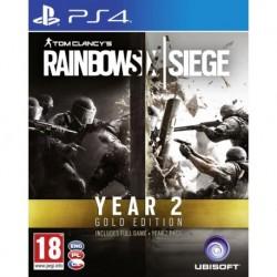 Rainbow Six Siege GOLD SEASON PASS 2 (PS4)