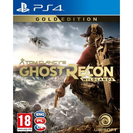 GHOST RECON WILDLANDS GOLD (PS4)