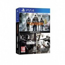 COMPIL RAINBOW SIX SIEGE + THE DIVISION PCSH (PS4)