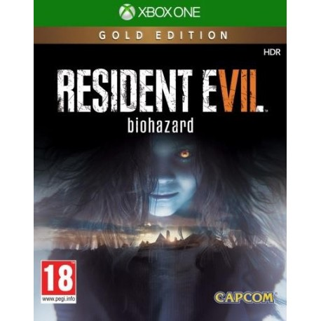 Resident Evil 7: Biohazard Gold Edition (XBOX One)