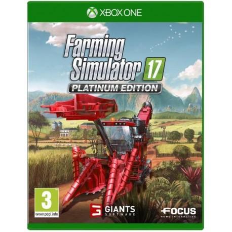 Farming Simulator 17 Edycja Platynowa (XBOX ONE)