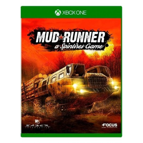 SPINTIRES: MUD RUNNER (XBOX ONE)