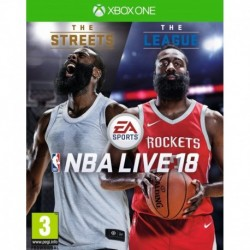NBA LIVE 18: THE ONE EDITION EA (XBOX One)