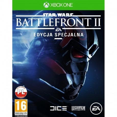 Star Wars Battlefront II Edycja Specjalna (XBOX One)